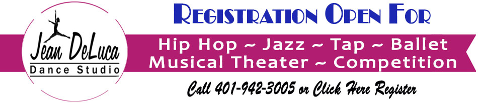 Summer Dance Class Signup and Registration